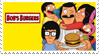 Bobs Burgers Stamp by futureprodigy24