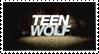 Teen Wolf Logo Stamp by futureprodigy24