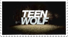 Teen Wolf Logo Stamp by futureprodigy24