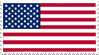 American Flag Stamp by futureprodigy24