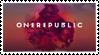 One Republic Stamp by futureprodigy24