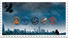 Divergent Factions Stamp by futureprodigy24