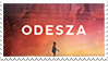 Odesza Stamp