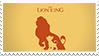 The Lion King Stamp by futureprodigy24