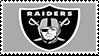 Oakland Raiders Stamp by futureprodigy24