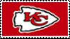 Kansas City Chiefs Stamp by futureprodigy24