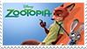Zootopia Stamp by futureprodigy24