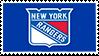 New York Rangers Stamp by futureprodigy24
