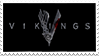 Vikings Stamp by futureprodigy24
