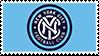 New York City FC Stamp by futureprodigy24