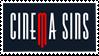 Cinema Sins Stamp by futureprodigy24