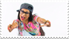 Superwoman Lilly Singh Stamp by futureprodigy24