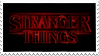 Stranger Things Stamp by futureprodigy24