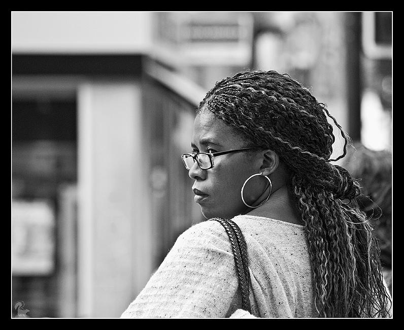 Unknown lady 2 by Alexandra35