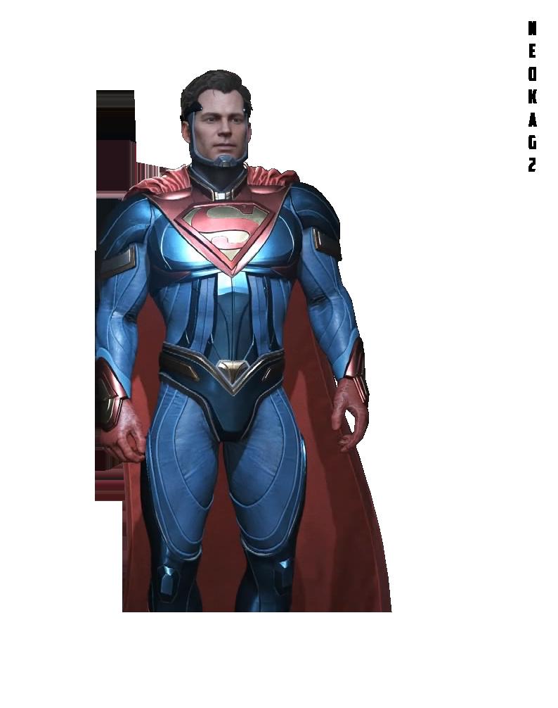 Rendres Superman1 by neokage2