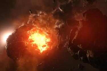 Stellar Furnace by RainPacket
