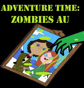 Zombies AU Album cover by AceNos
