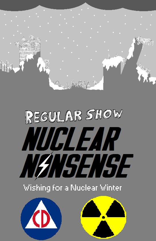Nuclear nonsense Christmas special by AceNos