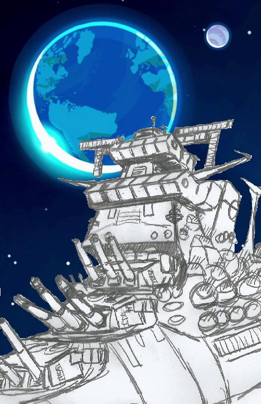 Steven Universe: A.D, 2201 by AceNos