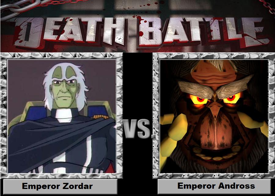 Gatlantis vs Venom by AceNos