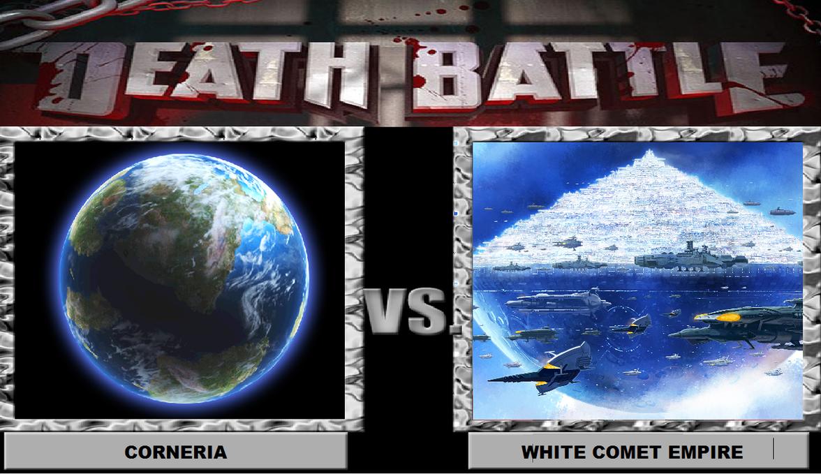Corneria vs Comet Empire by AceNos