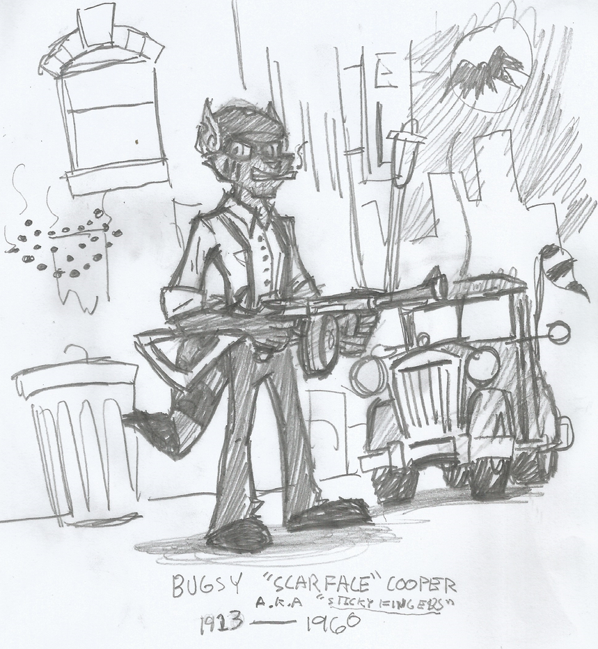 Bugsy Cooper by AceNos