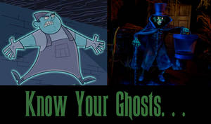 Know Your Ghosts