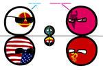 Cold War partition