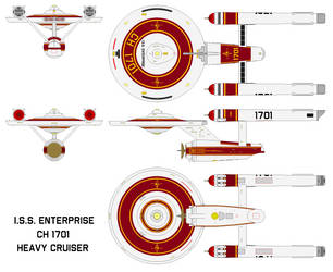 ISS Enterprise by AceNos