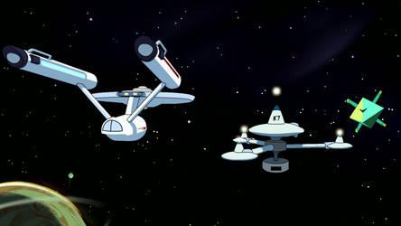 Deep Space Station K-7 [Gem Trek] by AceNos