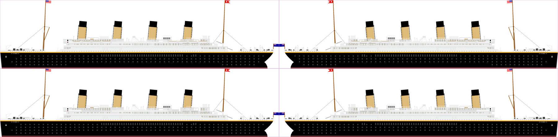 TUGS: RMS Titanic