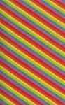 Rainbow book texture