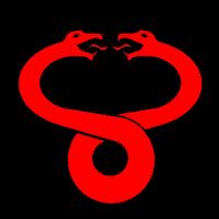 Mumm-Ra Inverted Logo by 2barquack