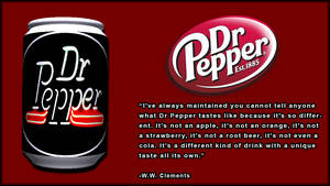 Dr. Pepper Light Can by 2barquack