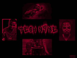 Tech N9ne Wallpaper by 2barquack