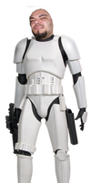 Steve as StormTrooper by 2barquack