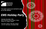 Christmas Party Cards 3
