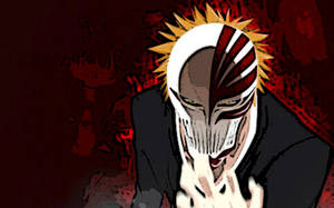 Hollow Ichigo by 2barquack