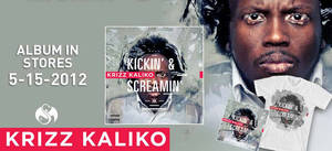 Krizz Kaliko FB Timeline photo for Promotions by 2barquack
