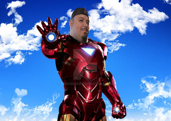 Me as Ironman