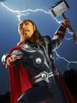 Me as Thor
