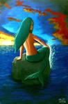 Siren Painting