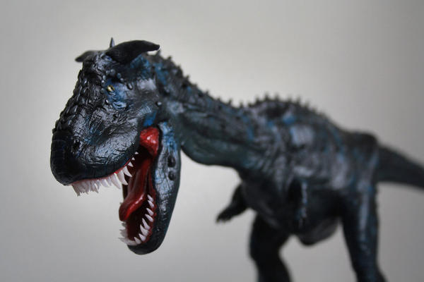 Carnotaurus 3.2: A LEGO® creation by Noah . : MOCpages.com