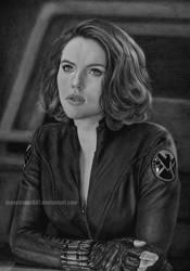 Scarlett Johansson (Avengers) by stonedsour887