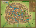 The Kingdom City of Ro'An