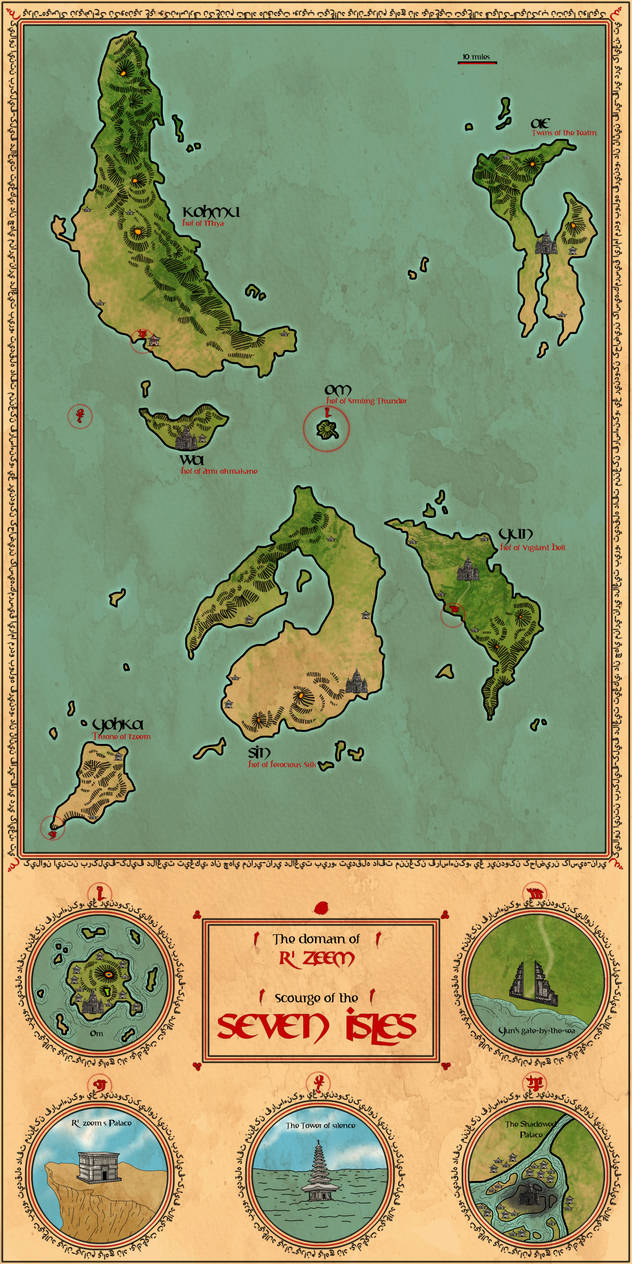The Seven Isles