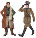 Erwin Costumes