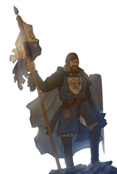 Knight of Jerusalem by MasterDoodleJoe80062