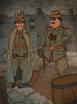 Trench Officers