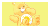 Funshine Bear Stamp by Buniis